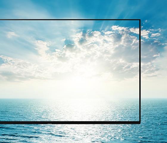 Un écran professionnel HDR qui nous emmène au cinéma
