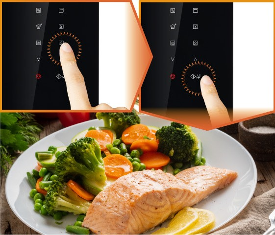 Setting-free, Easy reheating without Failure
