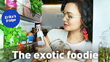 The exotic foodie