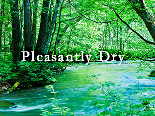 Pleasantly Dry