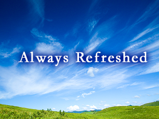 Always Refreshed