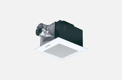 Ceiling mount ventilating fan