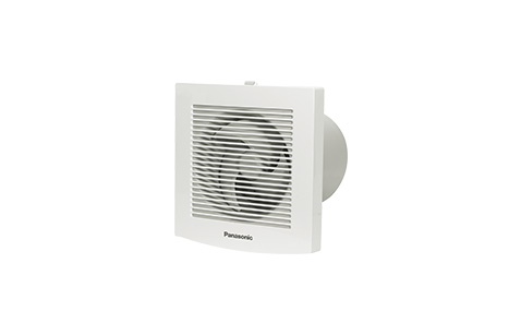 An exterior image of Bathroom fan