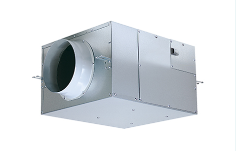 An exterior image of Cabinet fan