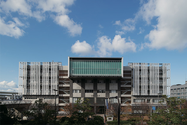 Osaka Prefecture University Rinku Campus