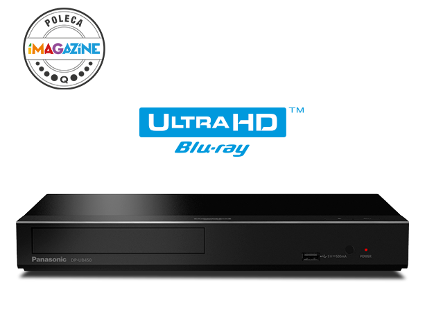 Фотографија Ultra HD Blu-ray плејер  DP-UB450