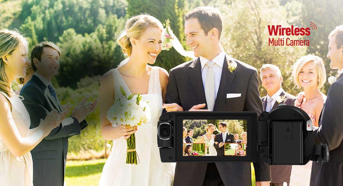 Wireless Multi Camera