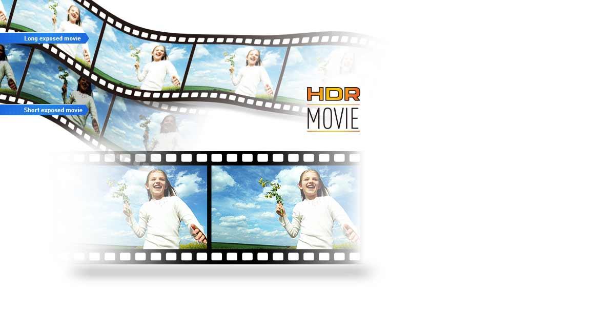 HDR (High Dynamic Range) Movie