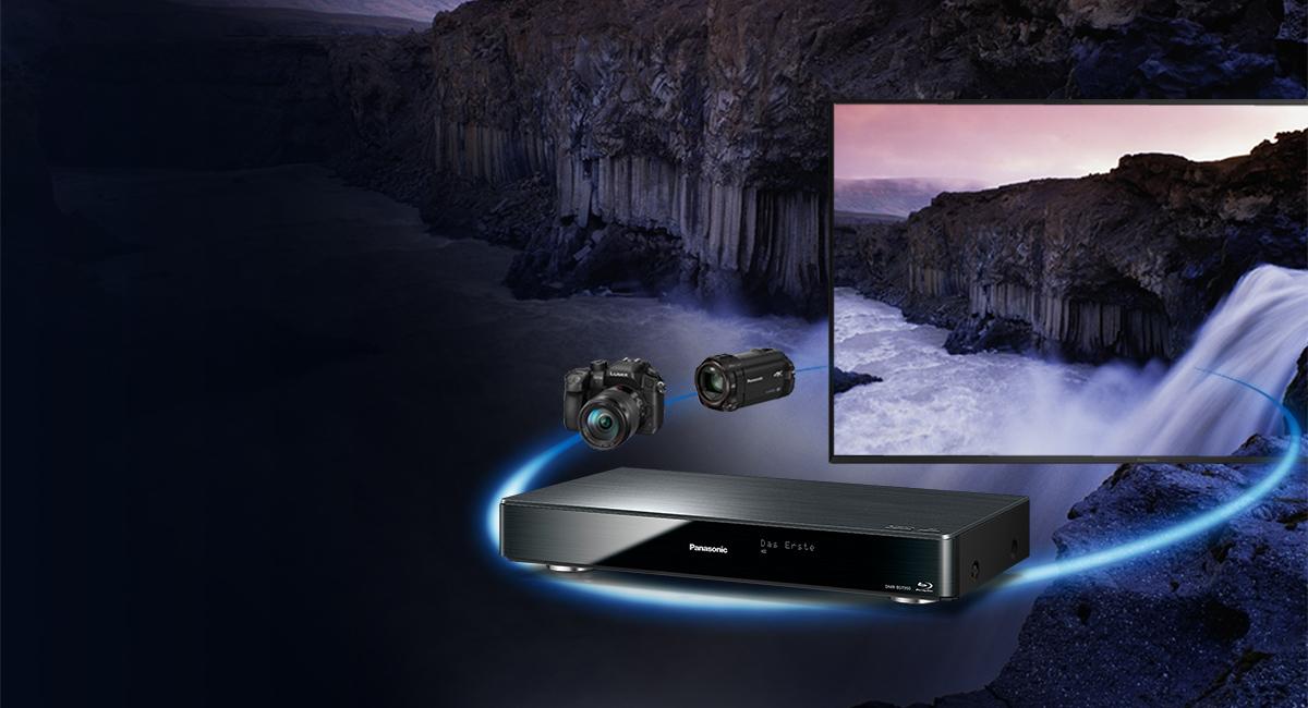Erleben Sie die Welt in Ultra HD