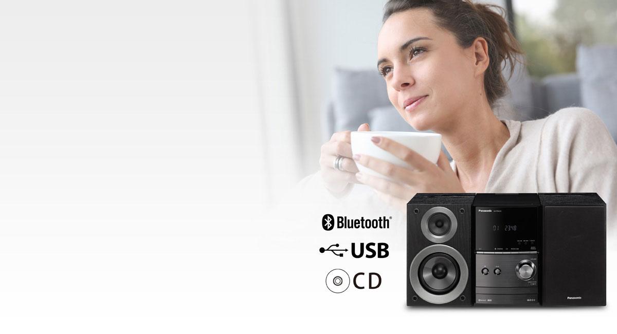 Vychutnejte si všechny zvuky své oblíbené hudby