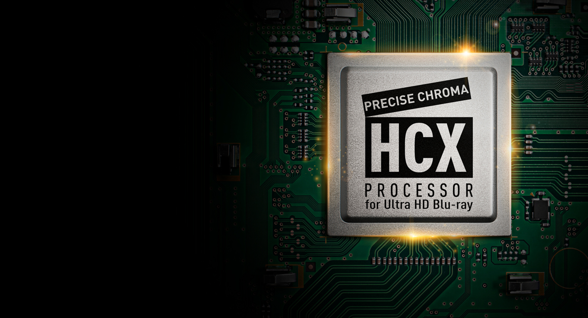 Powerful 4K HDR Image Processing