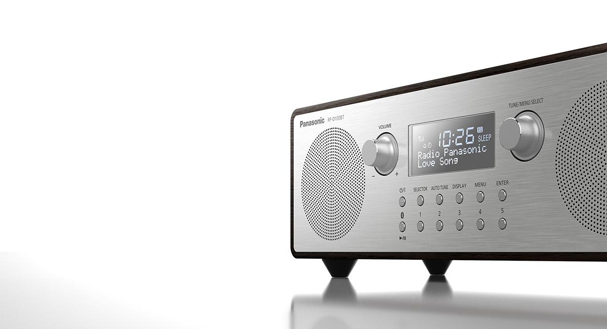 Upravte si rádio na míru díky zvukovým funkcím