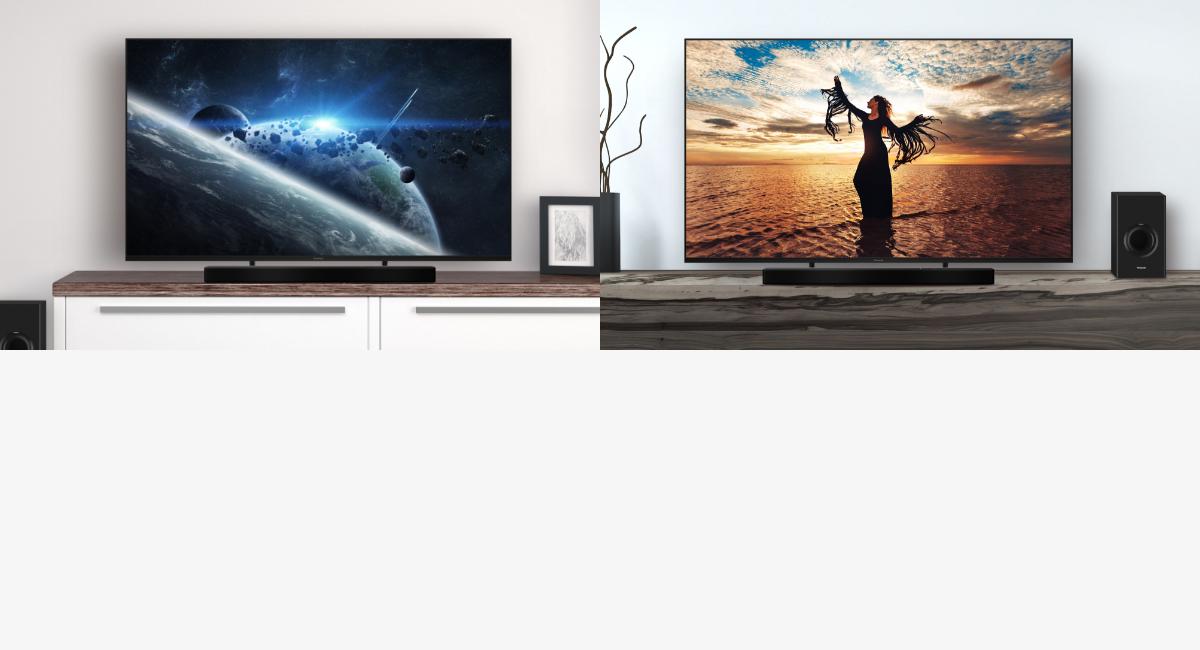 Elegantní doplněk televizoru