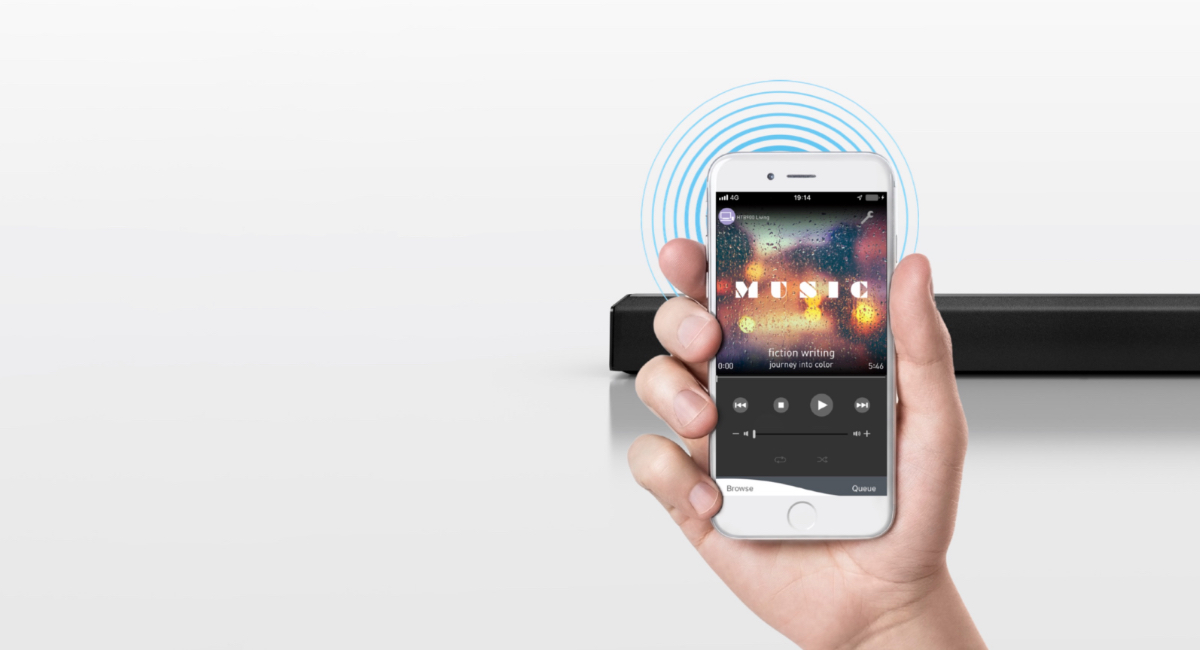 Stream Your Favourite Music Wirelessly