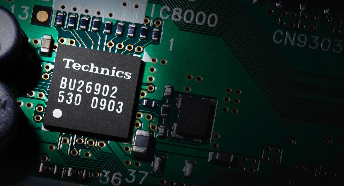 Plně digitální zesilovač JENO Engine