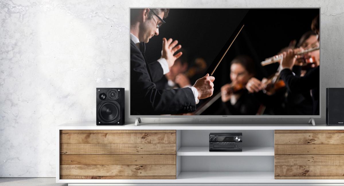 Televize s výrazně zlepšenou kvalitou zvuku