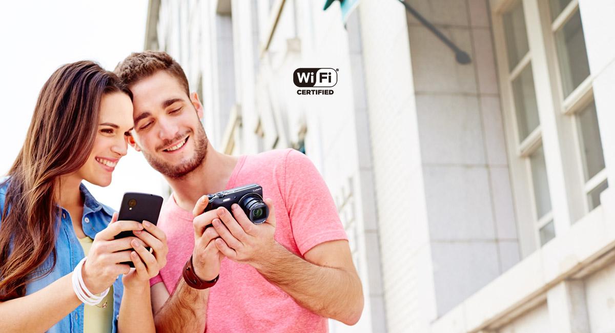 NESPOUTANÁ KREATIVITA s Wi-Fi®