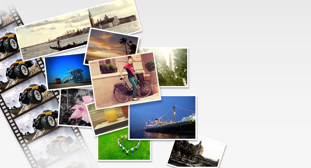 Fényképek és videók egyedi szűrőhatásokkal