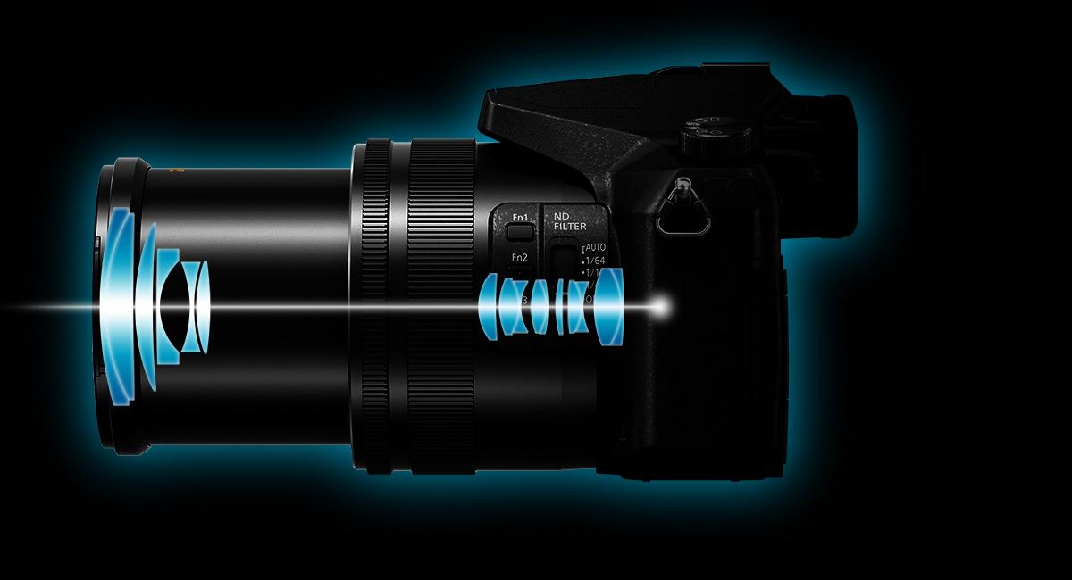 Nově vyvinutý objektiv jako hybrid fotoaparátu a kamery