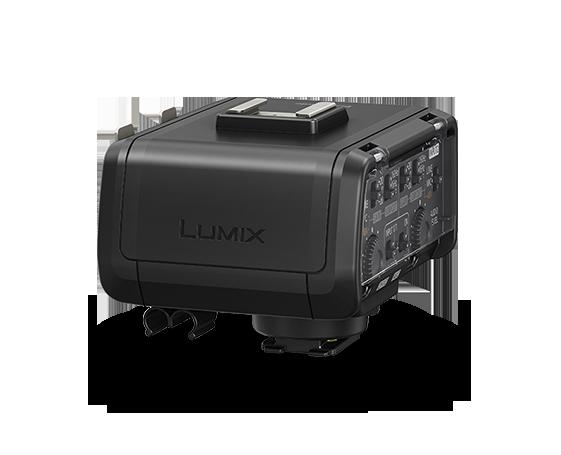 Adaptador de micrófono DMW-XLR1 de LUMIX