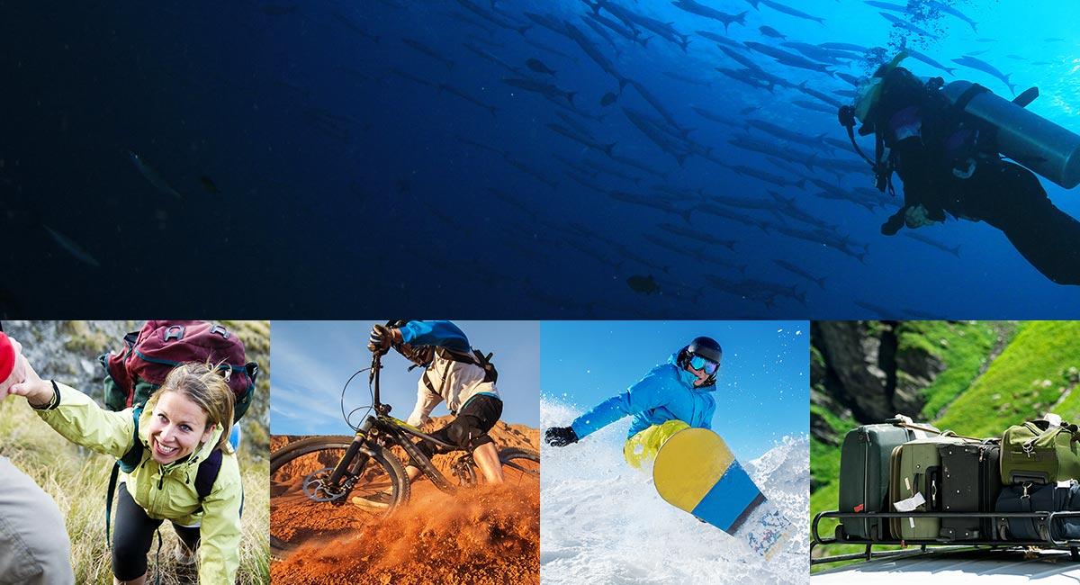 A létező összes szabadtéri kalandhoz – 5-féle védelemmel