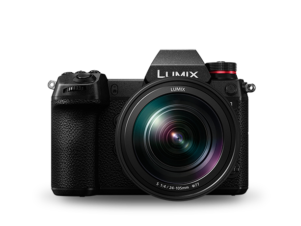 Photo of LUMIX DC-S1M Full-Frame Mirrorless Camera - With L-Mount 24-105mm Lens