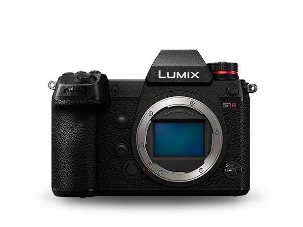 Photo of LUMIX DC-S1R Full-Frame Mirrorless Camera - Body Only