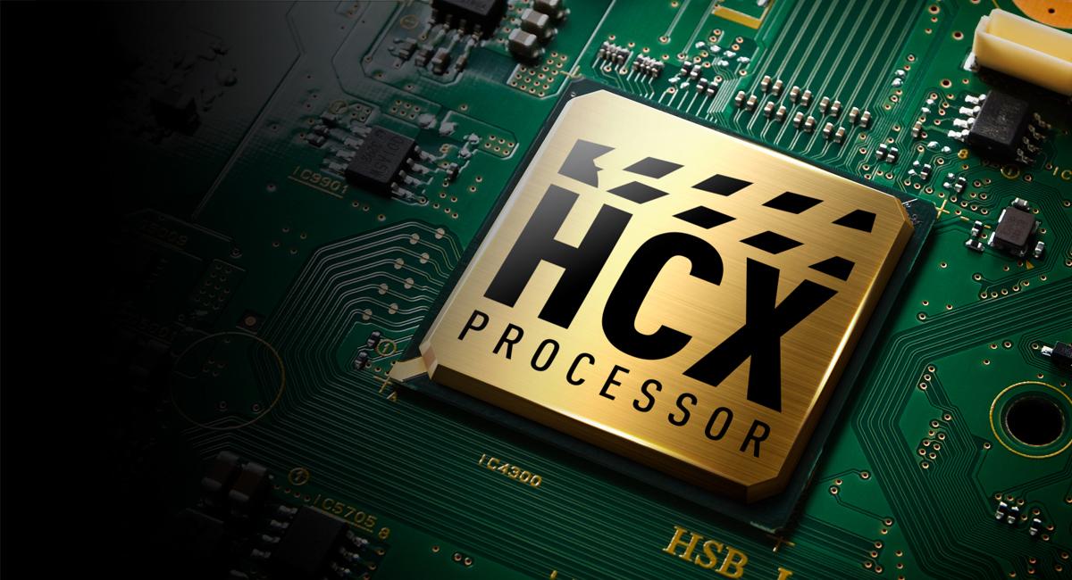 Procesor HCX