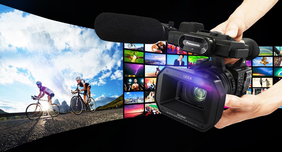 4K videorögzítés mobil funkciókkal
