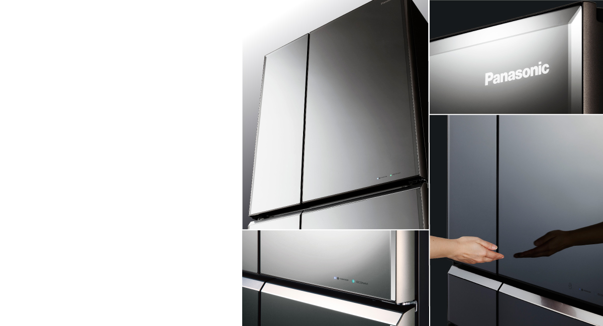 Premium Flat Glass, Bevel Cut Design
