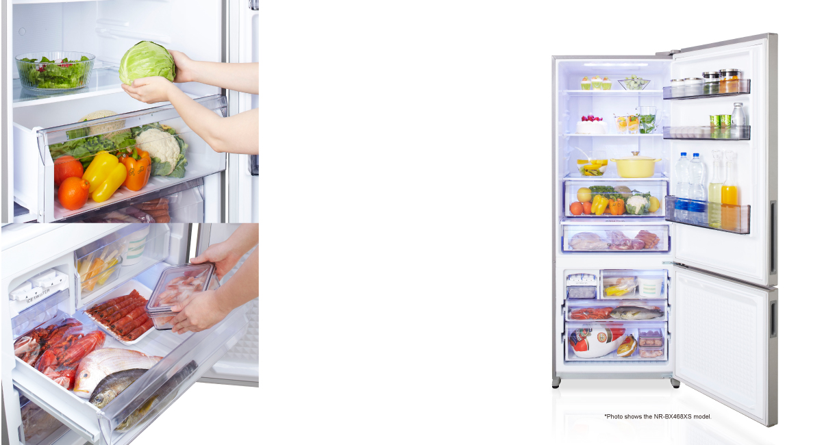 New style of refrigerator