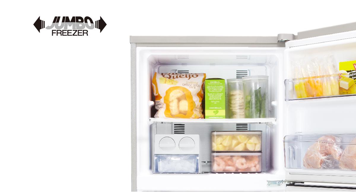 User-friendly Jumbo Freezer