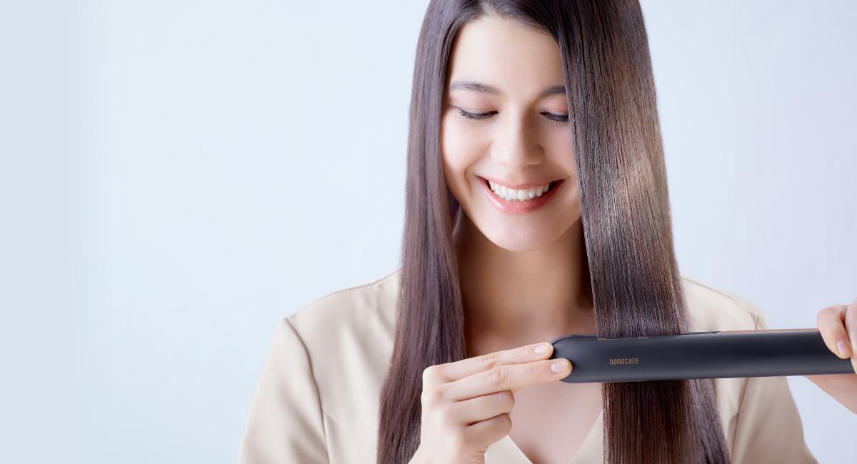 แผ่นความร้อนโฟโต้เซรามิกเพื่อป้องกันสีผมซีดจางและรักษาความชุ่มชื้น