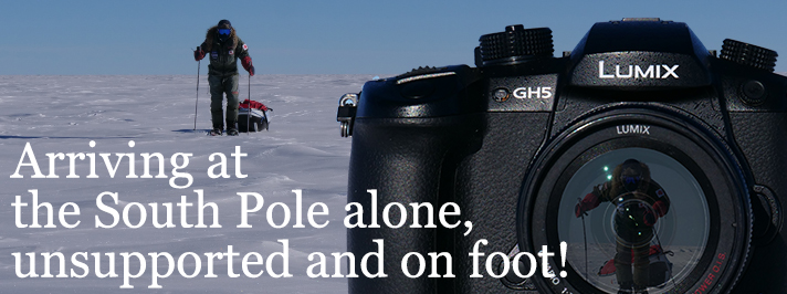 Yasunaga Ogita's Journey to the South Pole