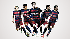 Panasonic VIERA is the Official TV of FC Barcelona