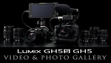LUMIX GH SERIES VIDEO & PHOTO GALLERY