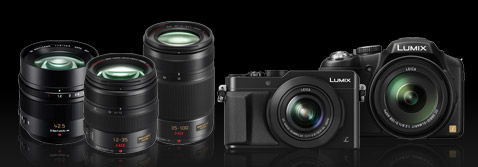 • F1.2/42.5mm LEICA DG NOCTICRON interchangeable lens