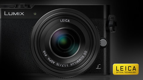 World Renowned LEICA Lenses Manufactured by Panasonic