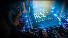 Our Most Advanced TV Processor: HCX Pro Intelligent