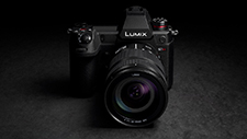 LUMIX S1H Special Features