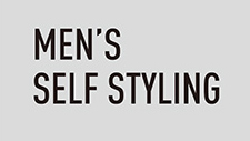 MEN'S SELF STYLING