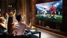 Panasonic Sports LED-TV