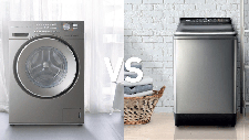 Top-loader vs front-loader — what's your washing machine match?