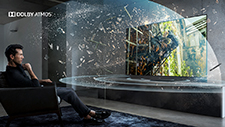 Wat is Dolby Atmos<sup>®</sup>?