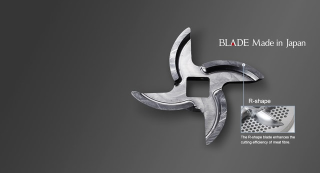 Specially Designed Blade for Efficient Meat Grinding