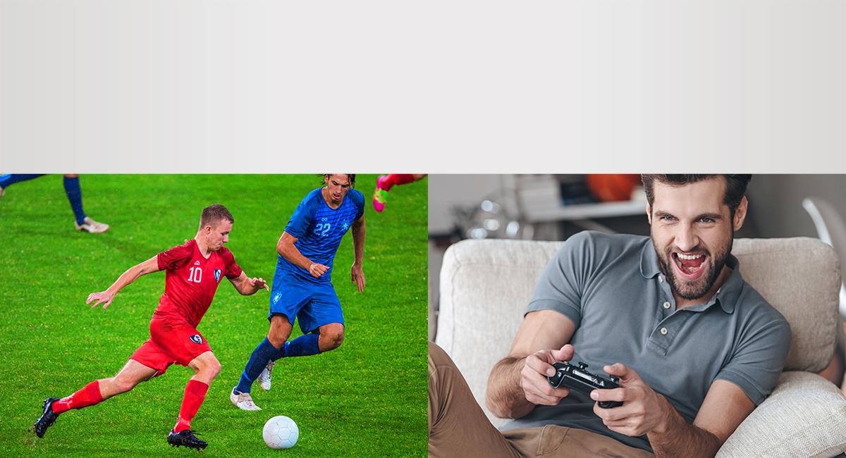 Játék és Sport mód