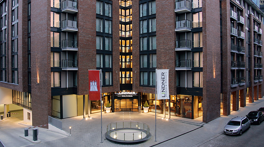 Hotel Lindner am Michel (Hamburg)
