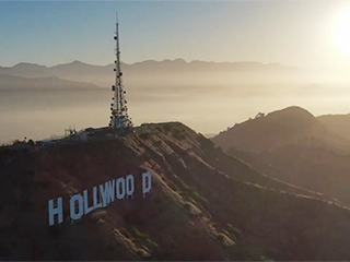 Hollywood to Your Home concept movie