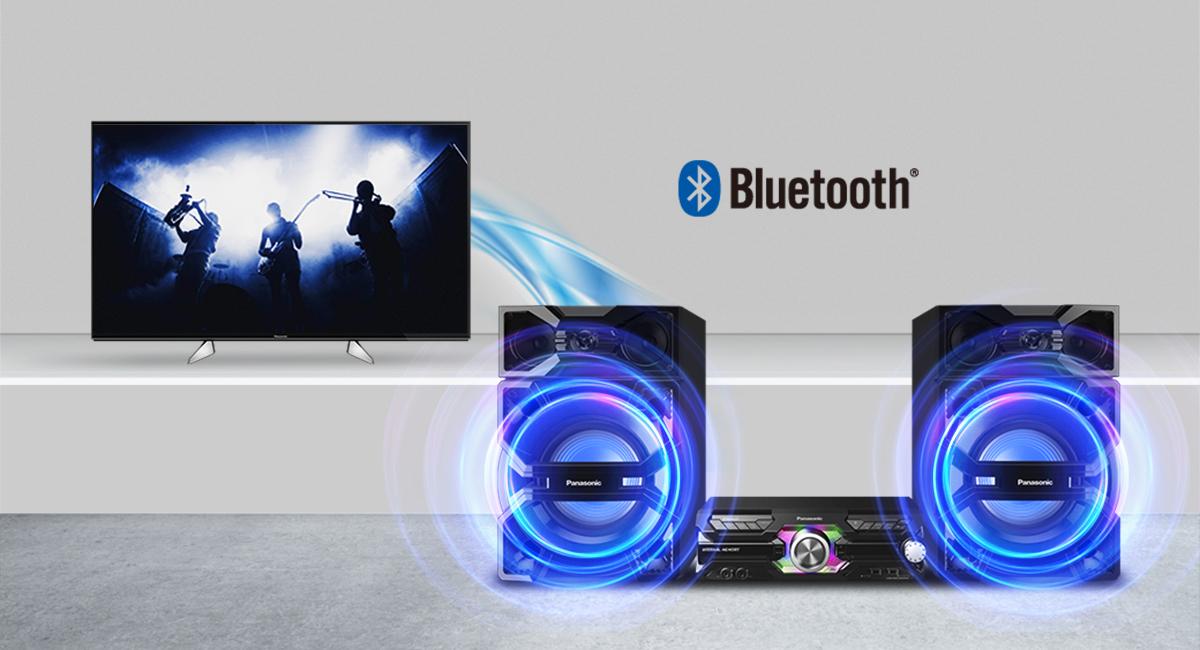 Vychutnejte si obraz na televizoru Panasonic s dynamickým zvukem