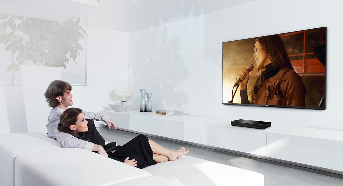 Určeno k izolování a přenosu TV (4K Video) a zesílení audia
